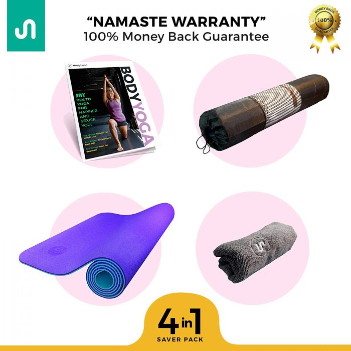 gift for sister - yoga mat