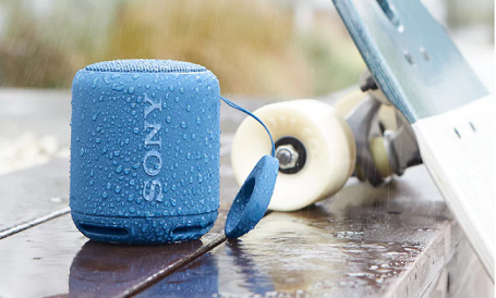 Bluetooth speaker for beach Sony SRS XB 10